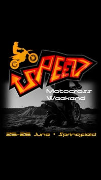 Instagram Speed Weekend Motocross