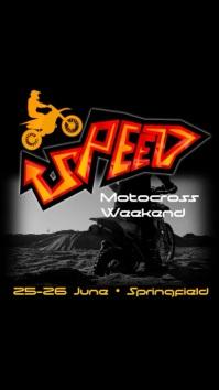 Instagram Speed Weekend Motocross