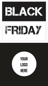 Instagram Stories Black Friday Indaba yaku-Instagram template
