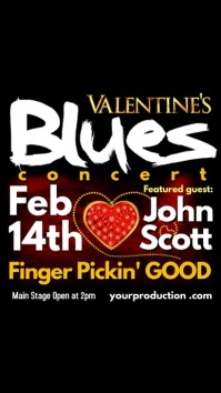 Instagram Valentine's Blues Concert