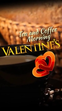 Instagram Valentine's Coffee Morning