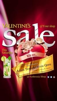 Instagram Valentine's Sale