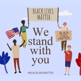 Instagram Video Post Black Lives Matter