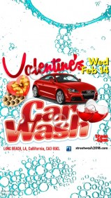 InstagramValentine's Car Wash
