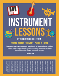 Instruement lessons