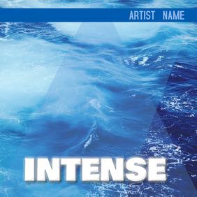INTENSE album art