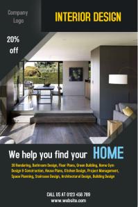 Customizable Design Templates for Interior Design | PosterMyWall