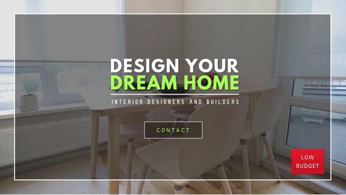 Interior Designers Video Template