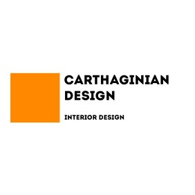 Interior logo design template