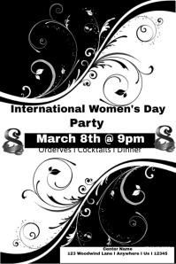 Internal Women's Day Template