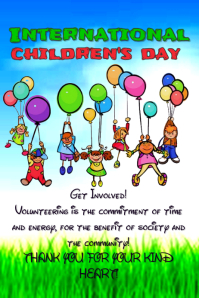 International Children´s Day