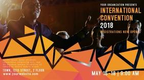 International Convention Video Template