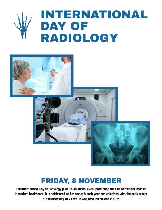 International day of radiology celebrated tem