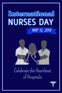 International Nurses Day Poster