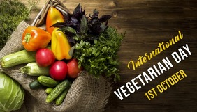 International vegetarian day,event,food ส่วนหัวบล็อก template