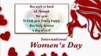 International Women's Day wishes Template Umbukiso Wedijithali (16:9)
