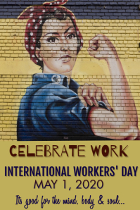 International Workers Day Poster