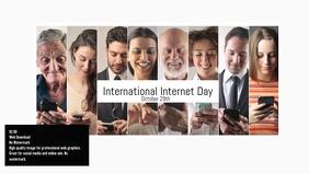 Internet day poster