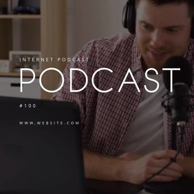 Internet Podcast Tempalte