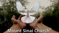 intro worship holy spirit welcome church Ecrã digital (16:9) template