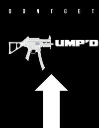 Invert ump9 pubG