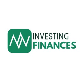 Investing finances logo