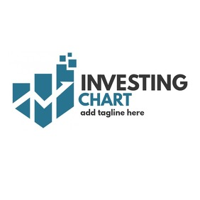 investing logo chart business