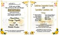 Invitation Oficio US template