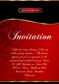 Invitation template Template