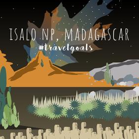 Isalo NP, Madagascar
