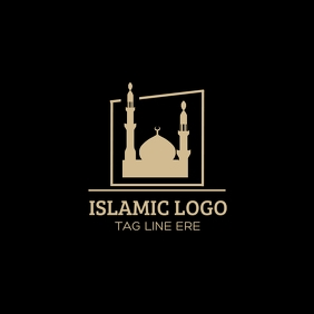 ISLAMIC LOGO Logotipo template