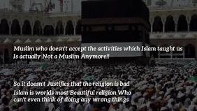 Islamic Religion Video Template