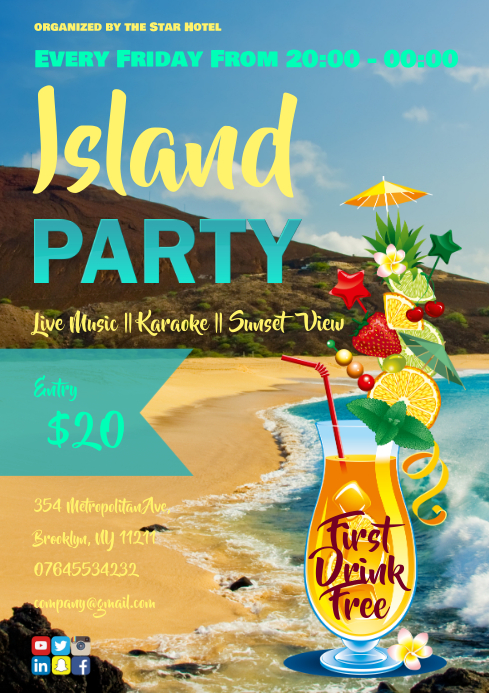 Island Party