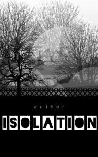 ISOLATION Kindle/Book Covers template