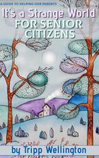 It's a Strange World for Senior Citizens Couverture Kindle template