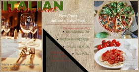 italian restaurant fb