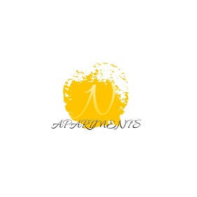 apartments Logotipo template