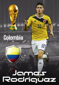 James Rodriguez Poster