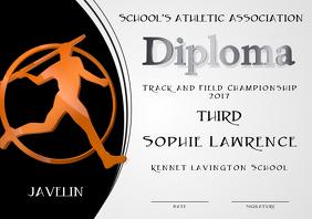 javelin diploma third