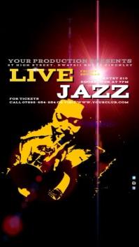 Jazz Concert Video Template