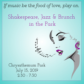 Jazz Event Instagram