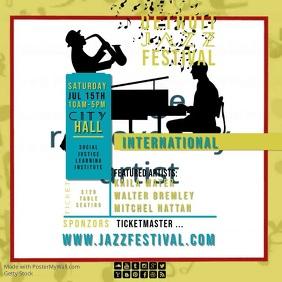jazz festival 3insta video