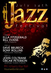 Jazz Festival Schedule