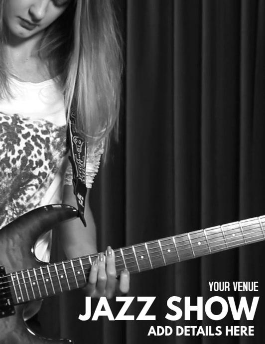 jazz flyer,event flyer,karaoke flyers