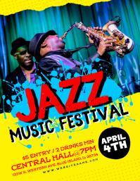 Jazz Flyer