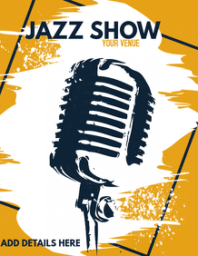 Jazz flyers,event flyer,karaoke flyers
