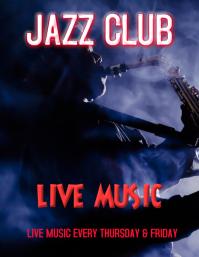 JAZZ NIGHT JAZZ CLUB BAR EVENT