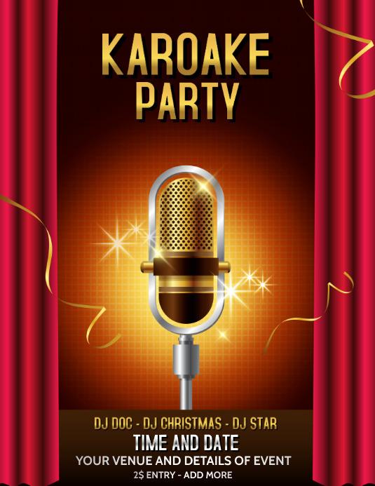 Jazz templates,karaoke templates,concert templates