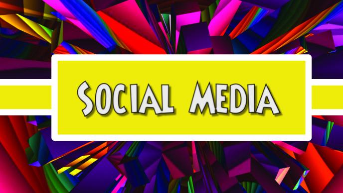 Jazzy social media banner