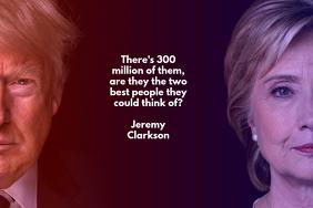 Jeremy Clarkson: Trump vs. Hillary